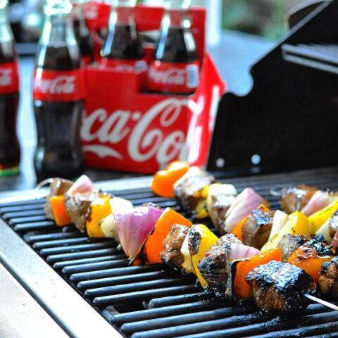 Craving for steak? How about marinating it with coca cola?