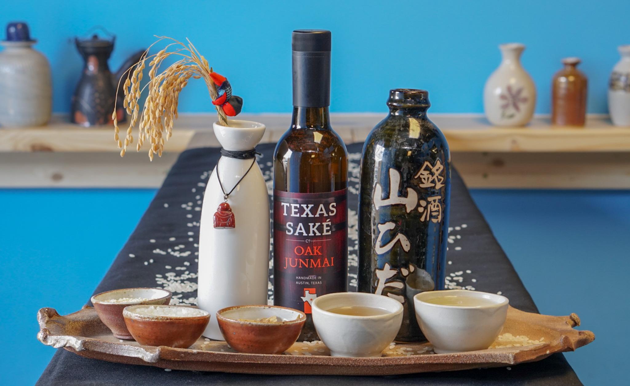 Top Austin Brewery - Texas Sake