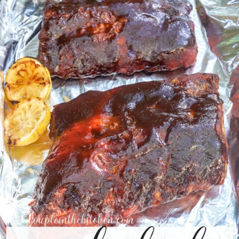 3 2 1 Ribs - The Best Smoked Ribs