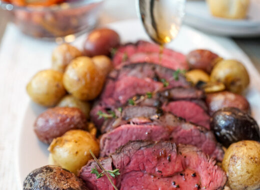 How to Cook Chateaubriand Roast - Sous Vide Chateaubriand Recipe | coupleinthekitchen.com