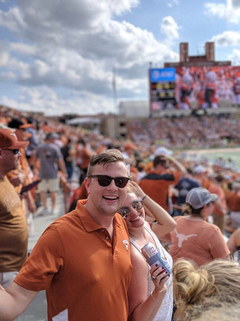 College Gameday Date - List of Date Ideas