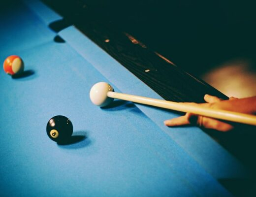 Billards Date - Cheap Date Night Ideas