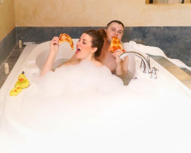 Bubble Bath Date - List of Free Date Ideas