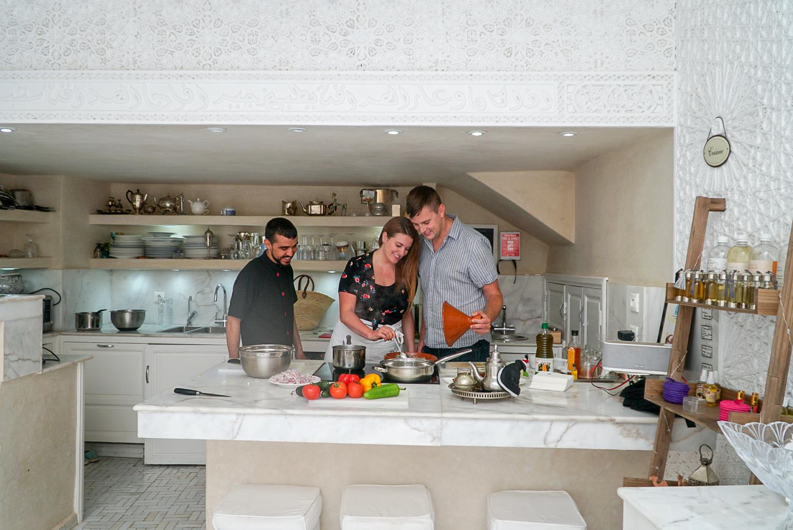 Cooking Class Date - List of Date Ideas
