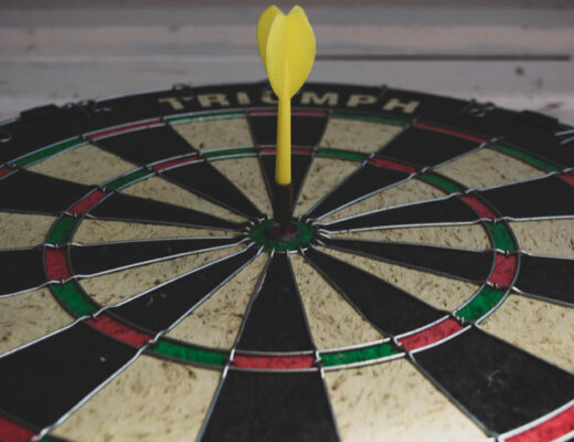 Darts Date Idea - List of 130 date ideas