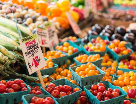 Farmers Market Date - List of Free Date Ideas