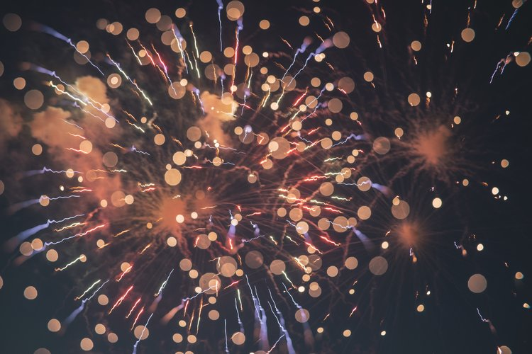 Fireworks Date Idea - List of Free Date Ideas
