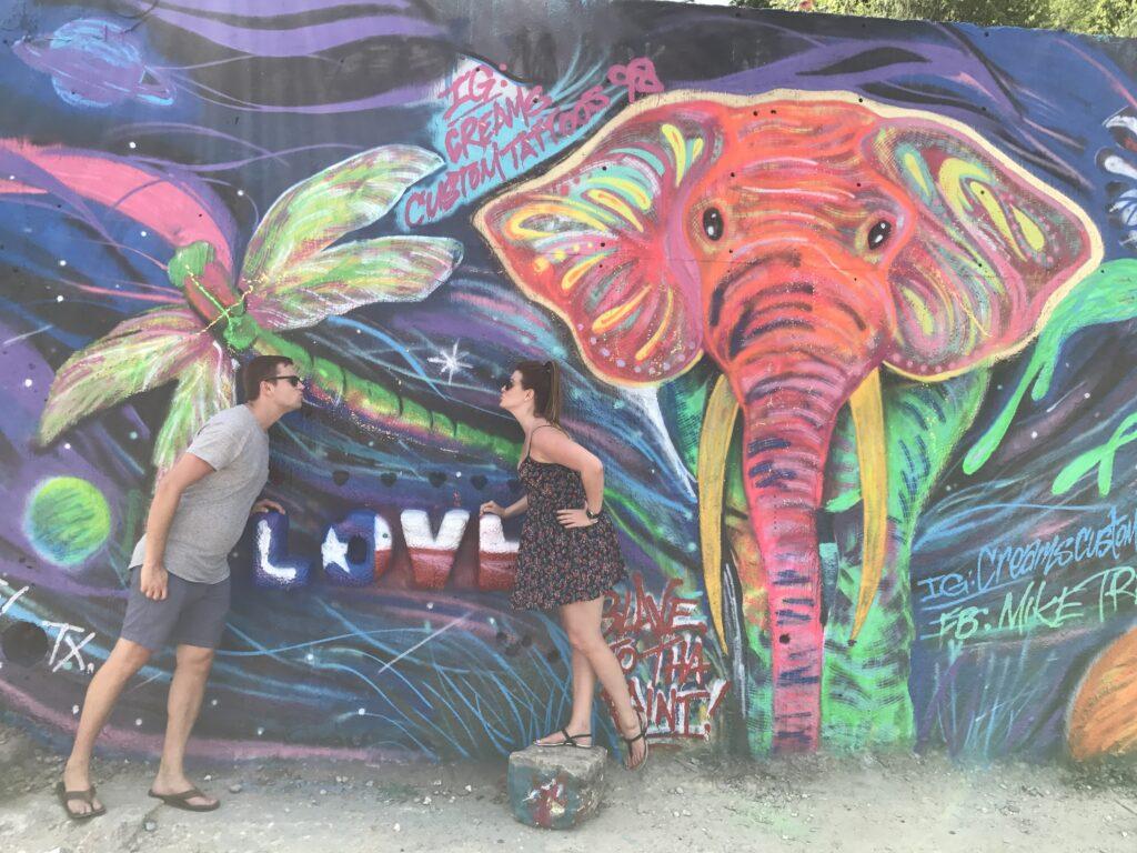 Graffiti Park Date - List of Free Date Ideas