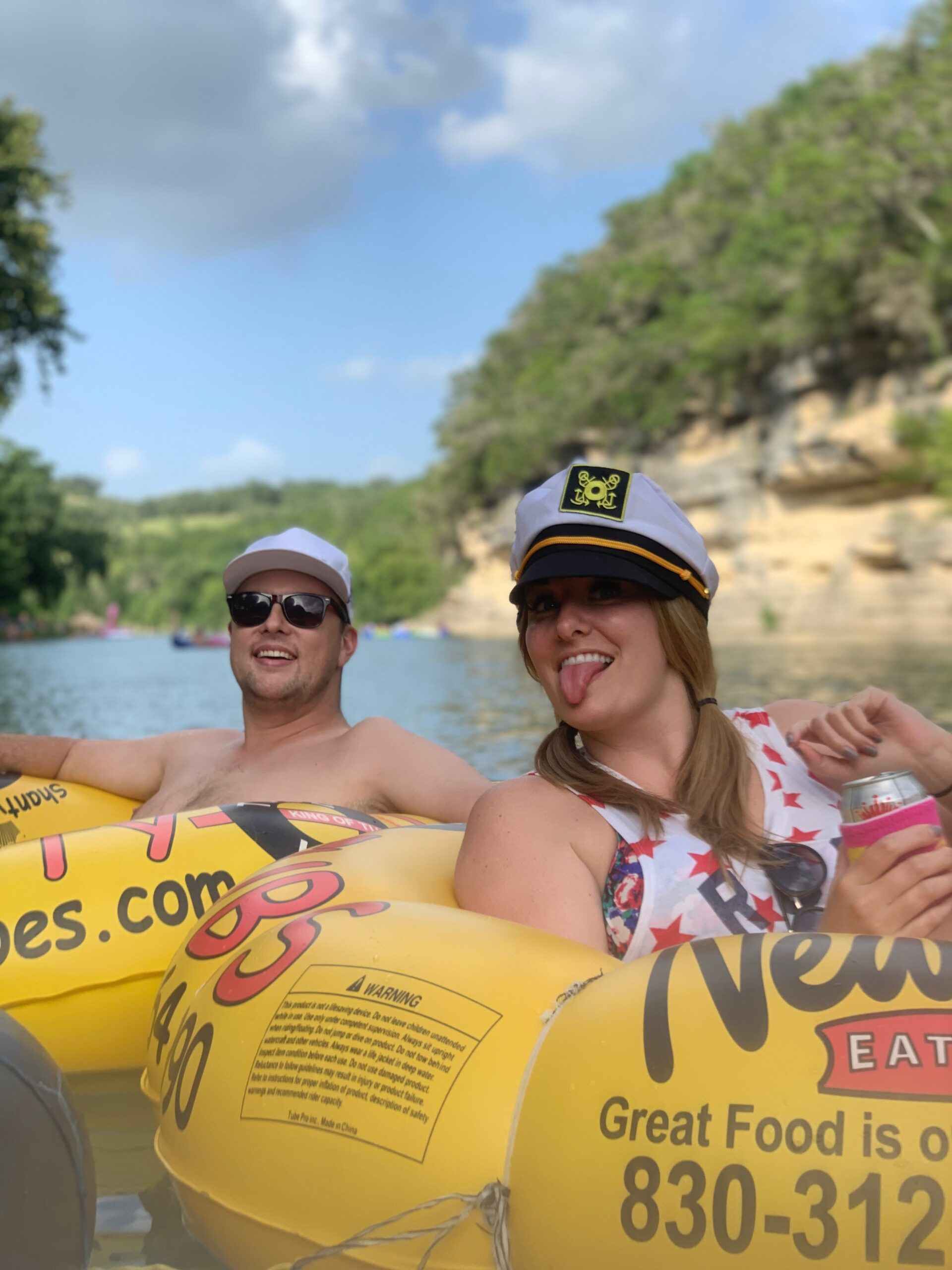 Float the River Date Idea - List of fun Date Ideas