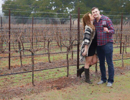 Wine Tour Date - List of Date Ideas