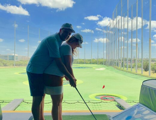 Top Golf Date Idea - List of Fun Date Ideas