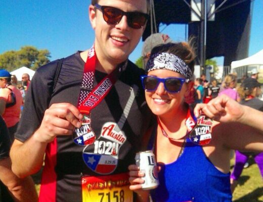 Run a race together - List of Date Ideas