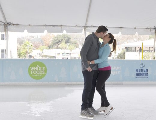 Ice Skating Date - List of Date Ideas