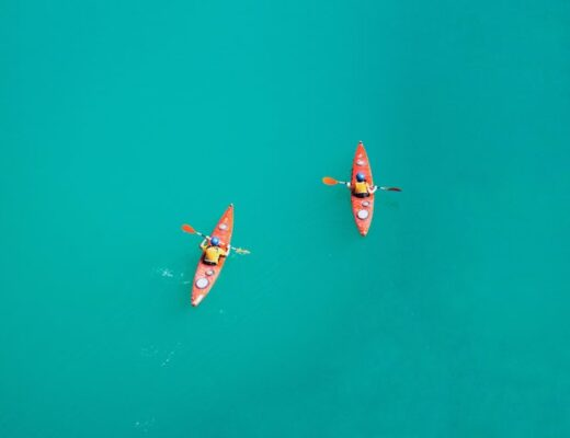 Kayaking Date - List of Date Ideas