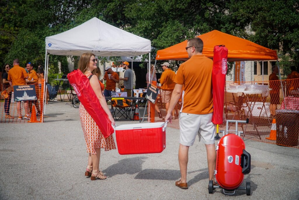 Tailgating - Cheap Date Ideas