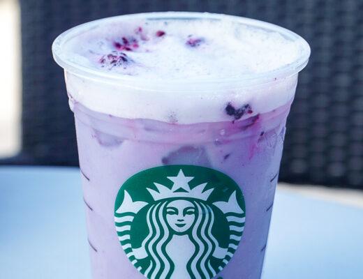 Starbucks Secret Menu Purple Frappuccino