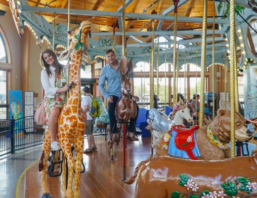 Amusement Park Date Idea - Massive list of date ideas