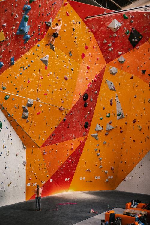 Rock Climbing Date - List of Fun Date Ideas