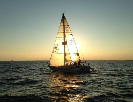 Sailing Date - List of Date Ideas