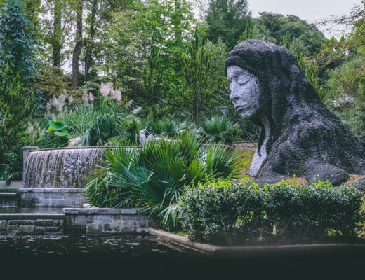 Sculpture Garden Date - Cheap Date Ideas