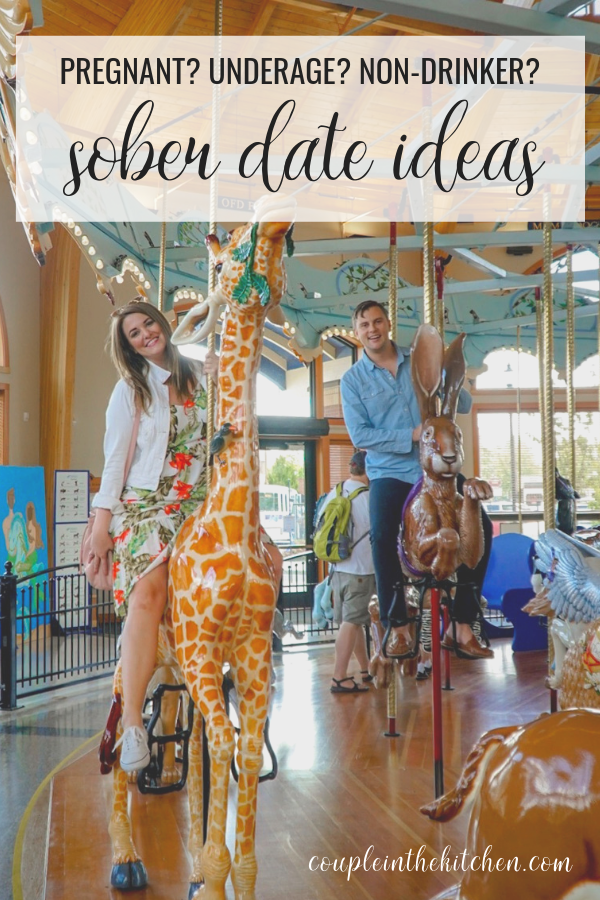 Sober Date Ideas | coupleinthekitchen.com
