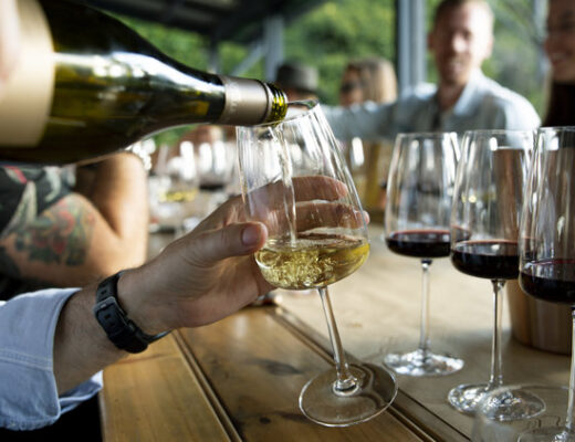 Winery Date - List of Date ideas