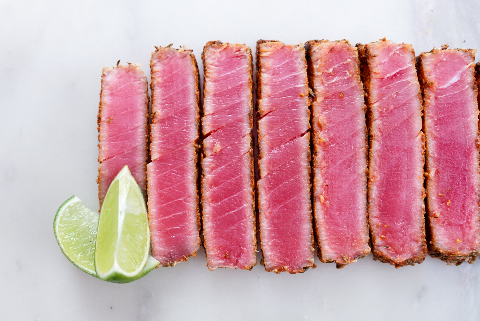 Blackened Tuna Recipe