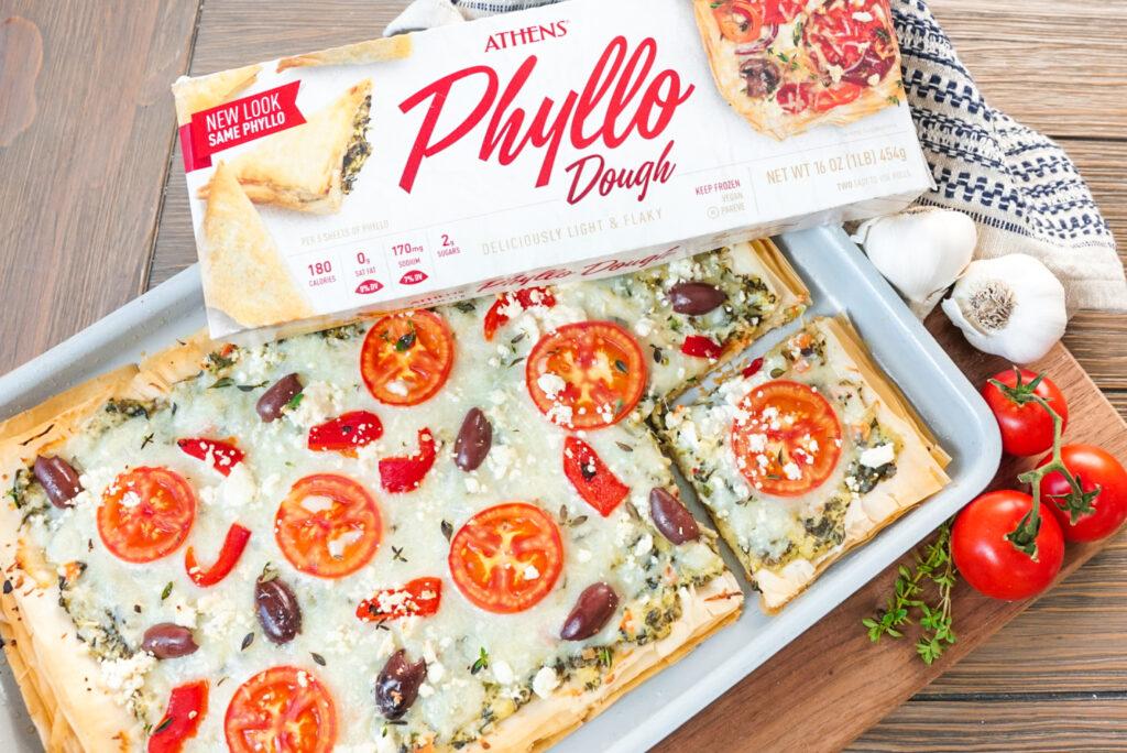 Greek Phyllo Pizza Dough Recipe-10