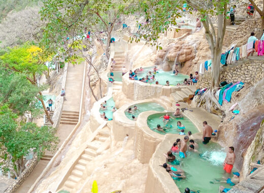 Tolantongo Hot Springs