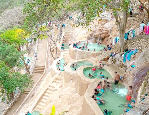Tolantongo Hot Springs