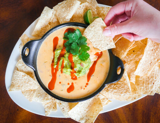 Beef Queso Dip Recipe