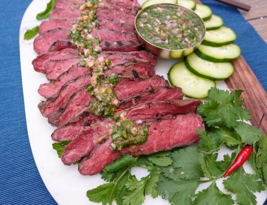 Crying Tiger Flat Iron Steak Marinade Recipe