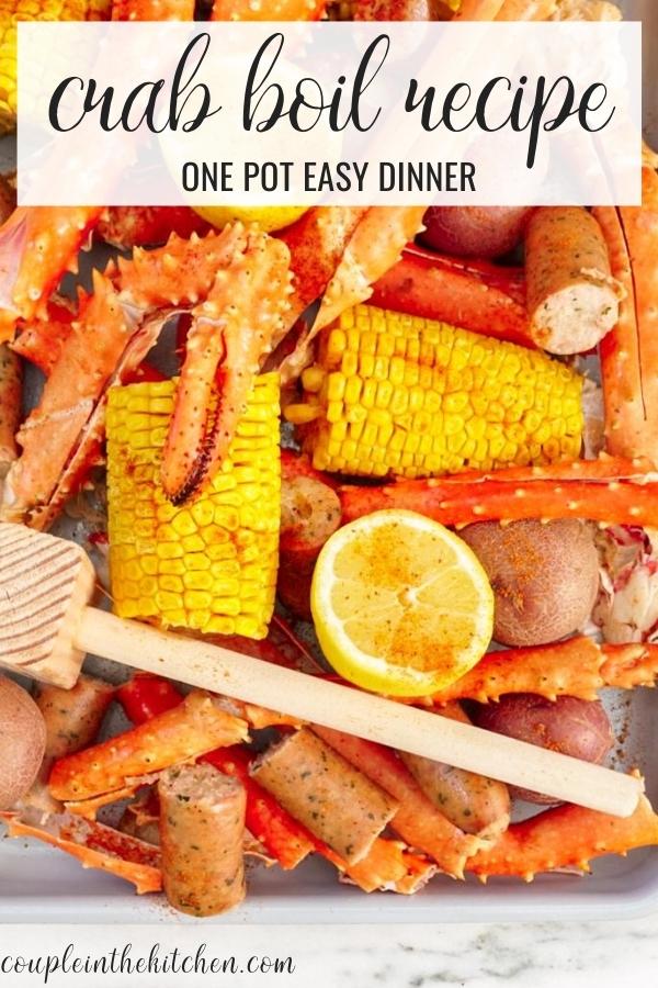 Crab Boil Recipe