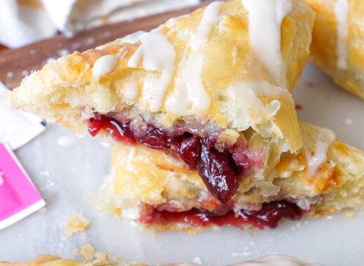 Cherry Turnover Recipe