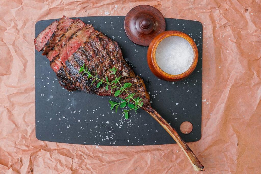 Tomahawk Steak Recipe