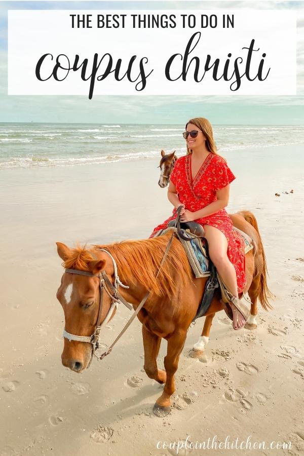 Corpus Christi Texas Horseback Riding