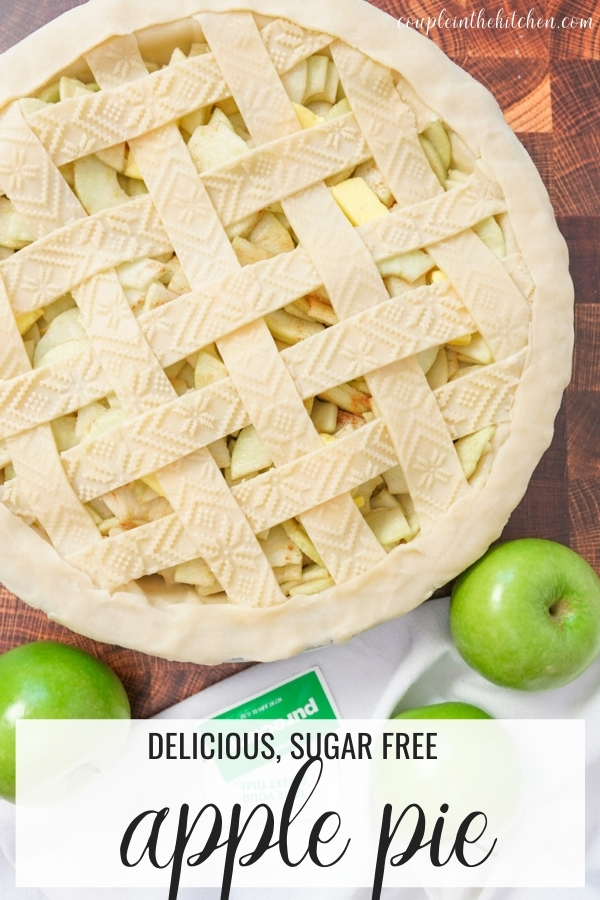 Sugar Free Apple Pie Recipe
