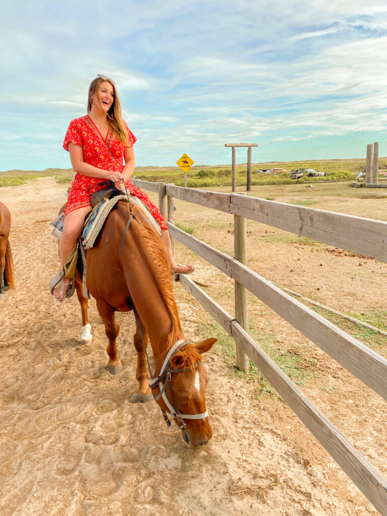 Corpus Christi Horseback Riding
