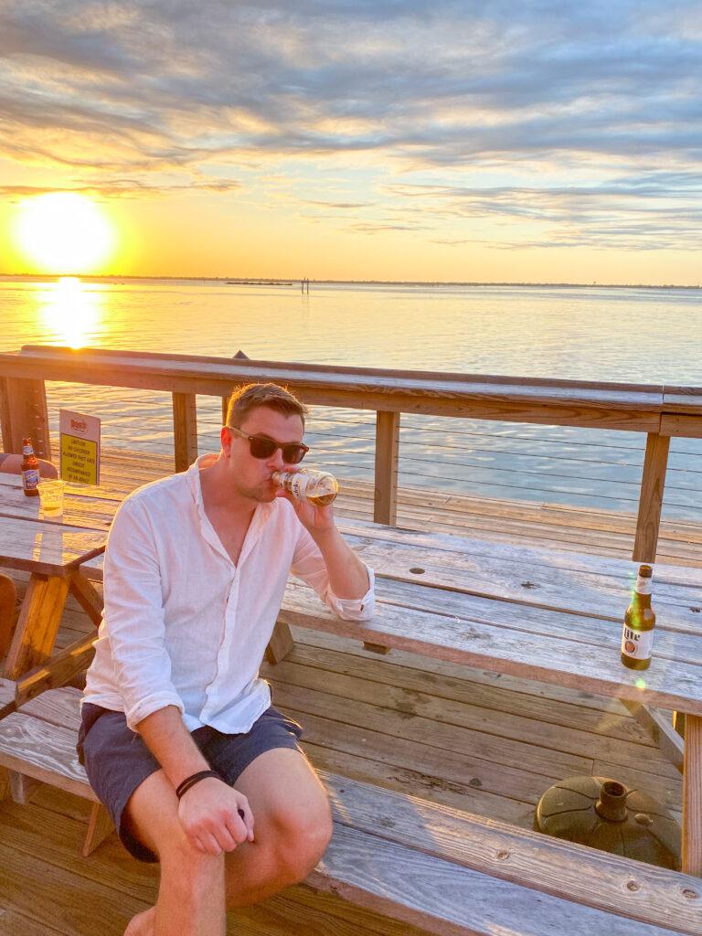 Corpus Christi Oceanfront Restaurant