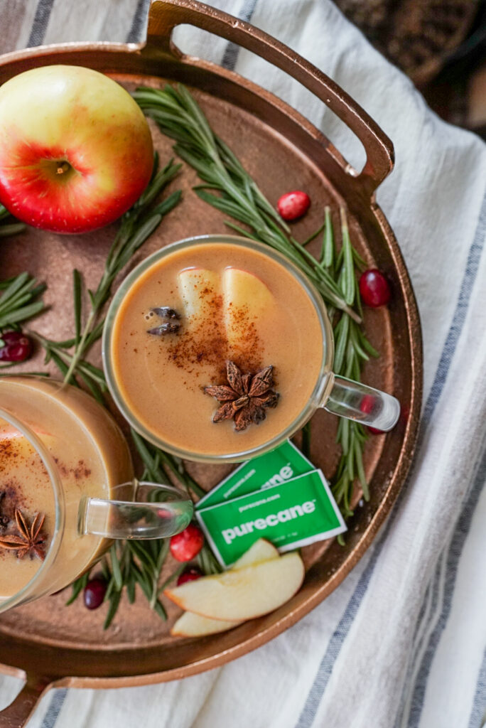 Apple Hot Buttered Rum