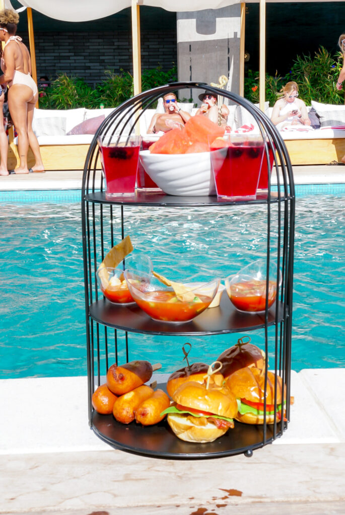 Virgin Hotel Dallas Pool