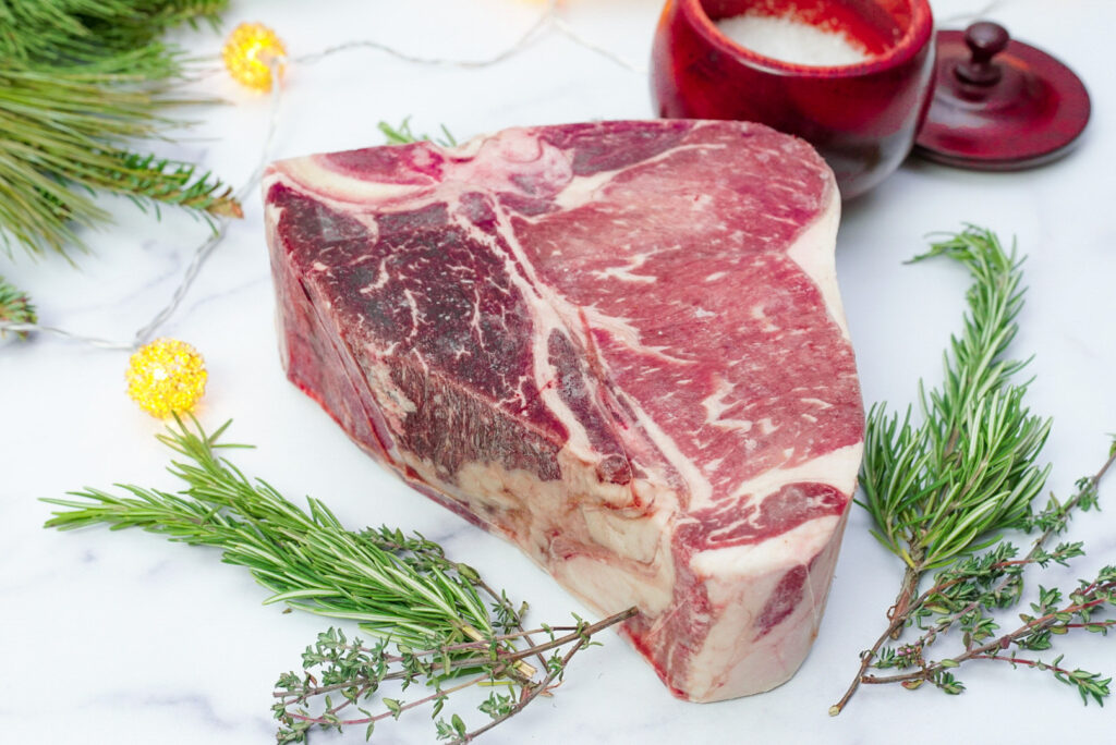 King Cut T-Bone Steak