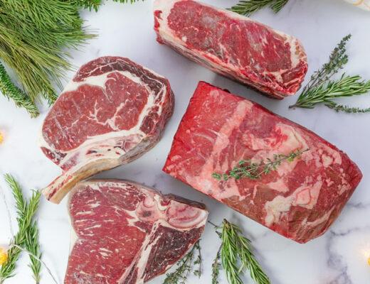 Steak Gift Basket
