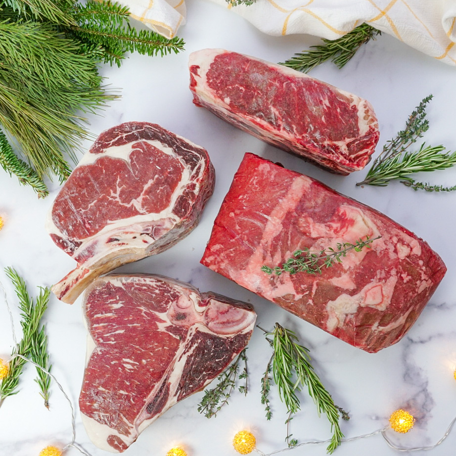 Steak Gift Basket