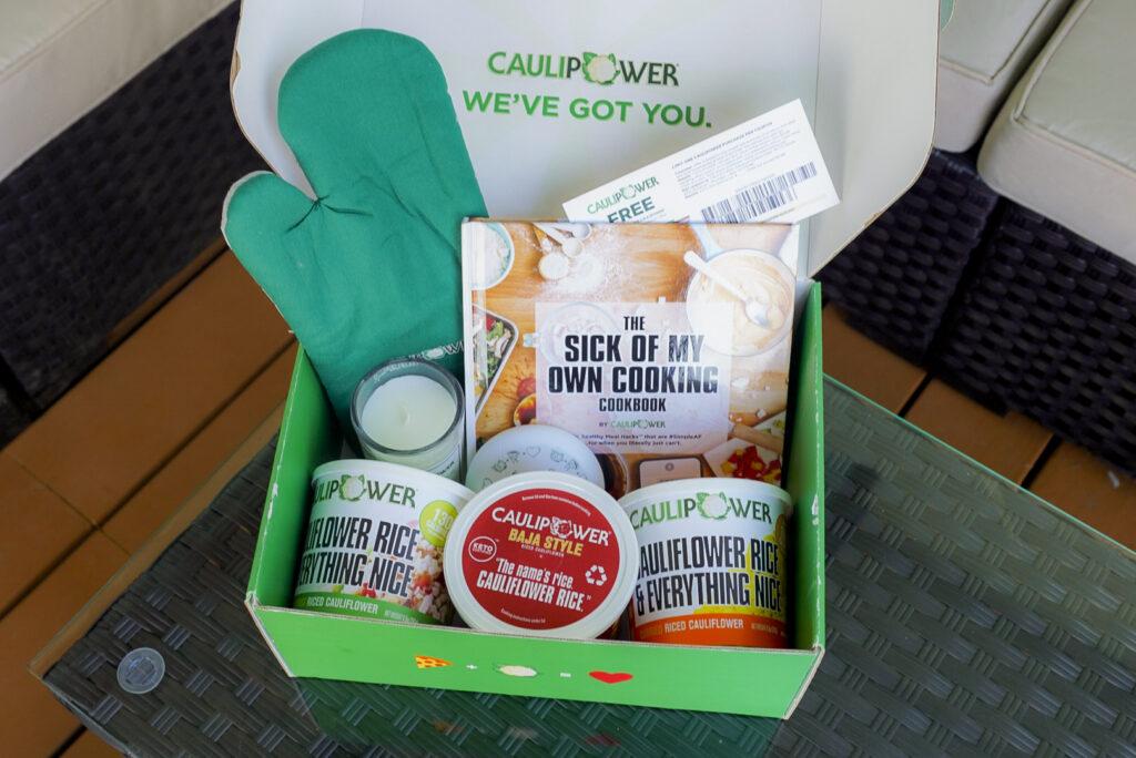 Caulipower Box