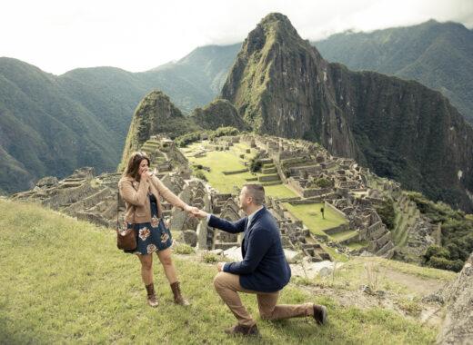 Machu Picchu Proposal