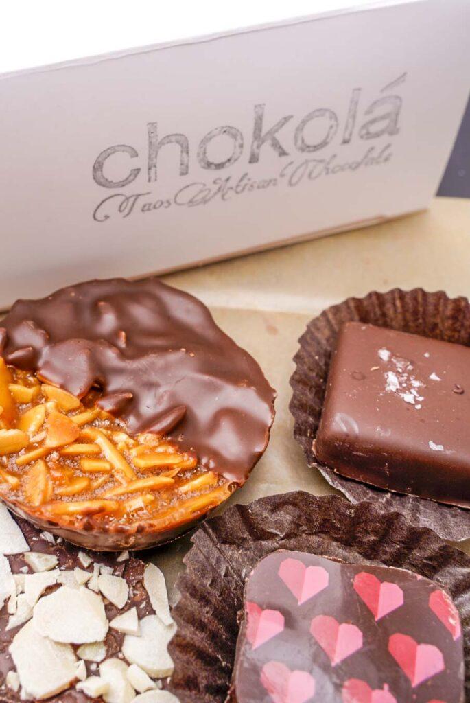 Taos New Mexico Chocolates