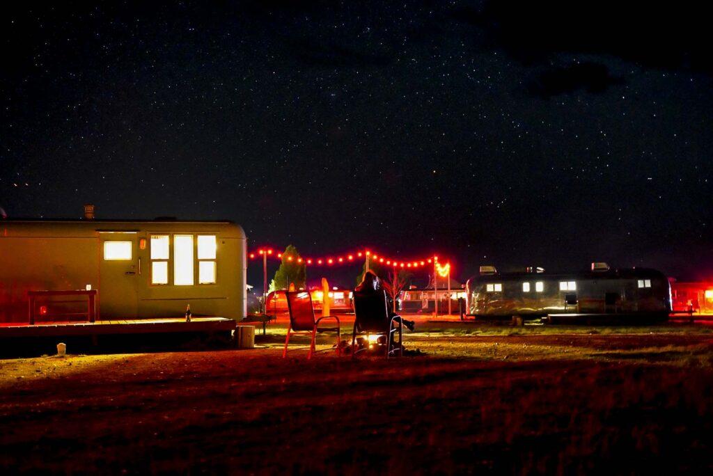 Taos New Mexico Stars