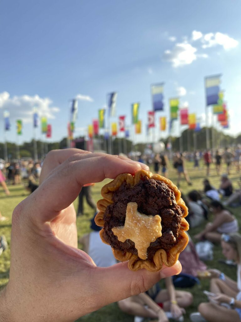 2021 ACL Food Options