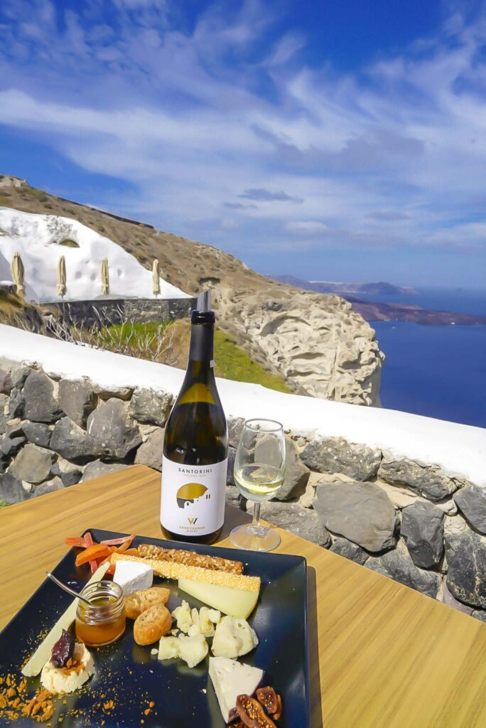 Santorini Winery